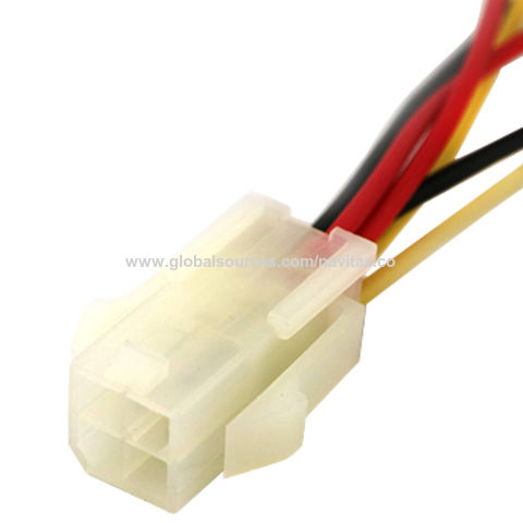 Taiwan Molex 4 pin 4.20mm Male Connector Wire Harness OEM from ... on