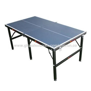 China Mini Table Tennis Table