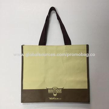 China Nonwoven laminated bag