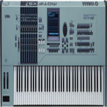 New Yamaha MOTIF-XS7, 76-key Workstation Keyboard | Global