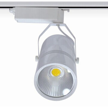 China New Product Led Track Lighting 30w 3 Phase Eu Standard Rail Light