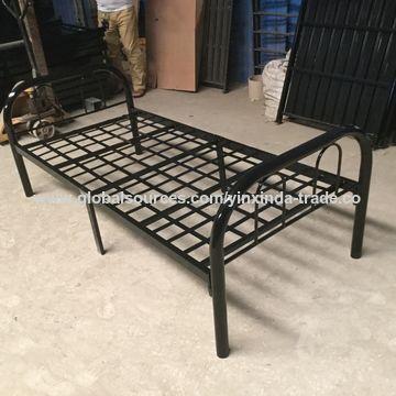 China Metal Bed Frame From Tianjin Trading Company Tianjin Yin Xin