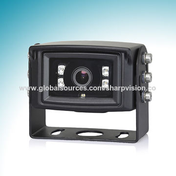 China Waterproof Night-vision Camera, IR distance up to 15m