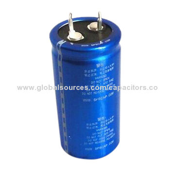 400 Farad Capacitor | Global Sources