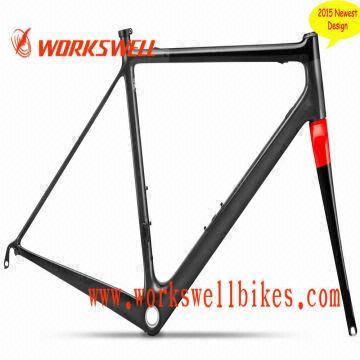 Chinese carbon road bike frames . Toray T900 Full carbon fiber frame ...