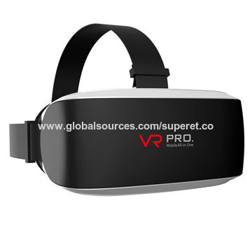 aeda10d0e46 All in One VR Headset Support 3D Panoramic Video and Games