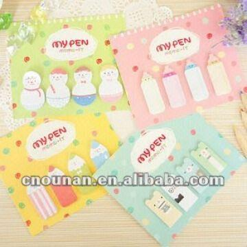 die cut memo pad 1 ieadl for promotional and advertising gift 2 10