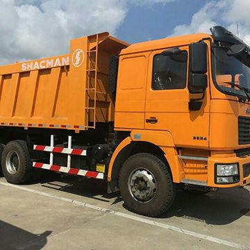 China La Marca Diez Del Evangelio Rueda El Camión Volquete Encendido