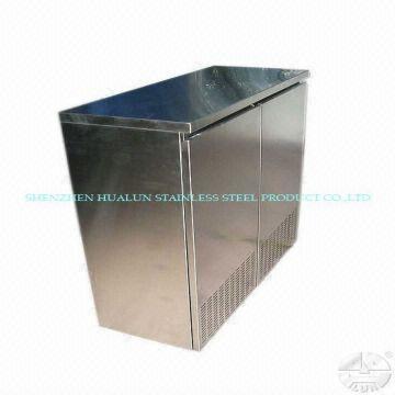 China Stainless Steel Storage Box