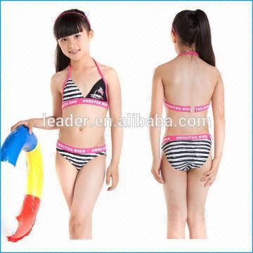 Hot Sale Child Swimsuit Teen Bikini China Hot Sale Child Swimsuit Teen Bikini