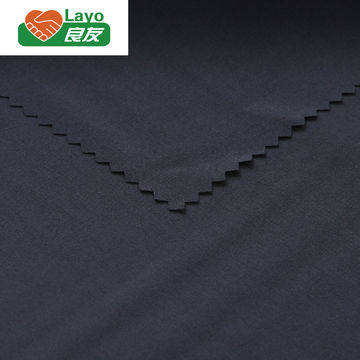 China Wholesale 89% Polyester 11% Spandex Fabric for Trousers