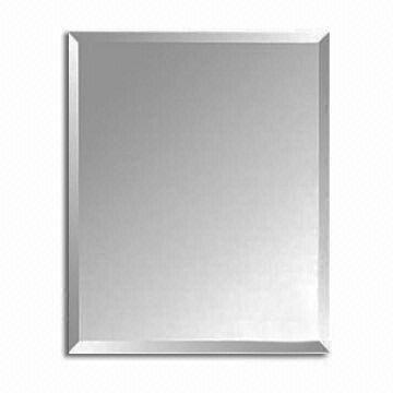 China Wall Mounted Bevelled Rectangle Mirror Oem And Odm