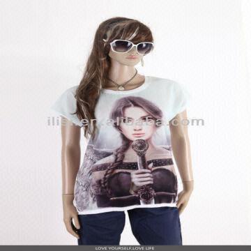 custom t-shirts no minimum: 1 nice shape 2 experience workmanship