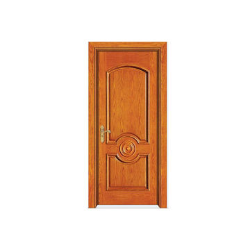 China Patterns Carved Solid Wooden Front Door Design