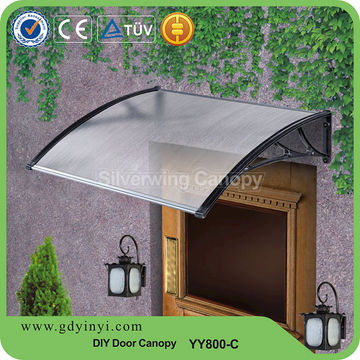 China Canopies and awnings - Door canopyPlastic CanopyPolycarbonate canopy for patio rain & Canopies and awnings - Door canopyPlastic CanopyPolycarbonate ...