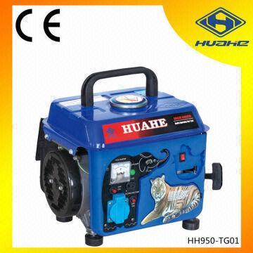 700watt gasoline generator with single cylinder 2 stroke gasoline