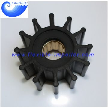 Water Pump Flexible Rubber Impellers Replace VOLVO PENTA 21951346