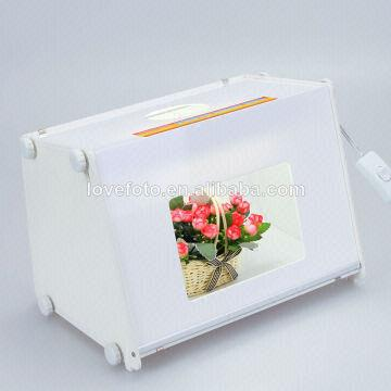 Light Box Photo Jewelry Coins Portable Photography Product Desktop