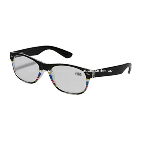64e695657e China 2018 Fashionable plastic reading glasses