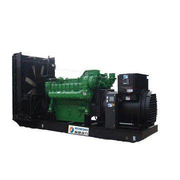 MTU Diesel generator set (adopt Stamford Engine, Leroy Somer