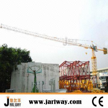 JT5013 Construction Tower Crane CE certification,MC80 Jib 50m S24 ...