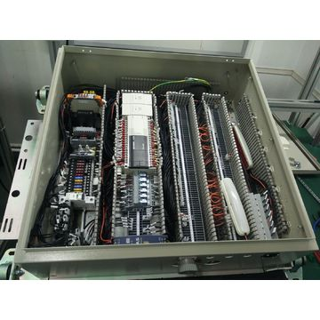 China Control cabinet with complex assembly