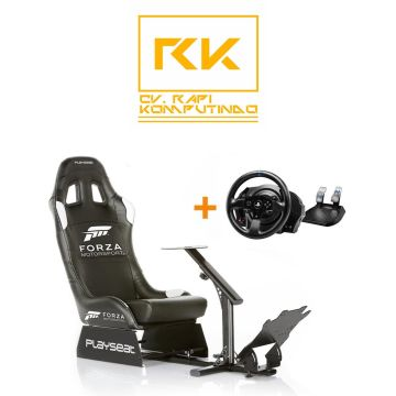 Wondrous Top Price Playseat Forza Motorsport Thrustmaster T300Rs Short Links Chair Design For Home Short Linksinfo