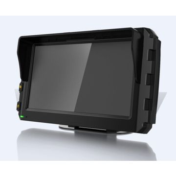 China Ruggedized mobile data terminal with 7-inch capacitive touch screen for vehicle dispatching system