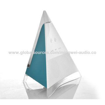 China MA-520 Multimedia Wireless LED Light Bluetooth Mini Speakers