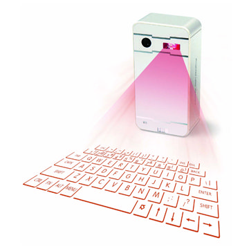 China Projection Bluetooth Magic Cube Wireless Virtual Laser Keyboard For Phone Tablet