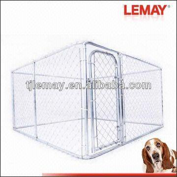 Outdoor Chain Link Large Animal Cages China