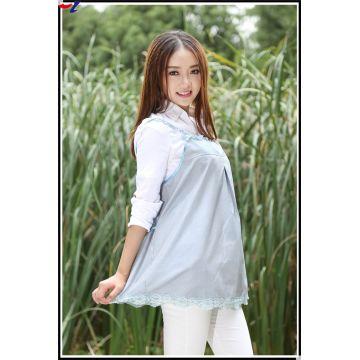35ab58e163ff3 China Silver fiber mother care EMF anti radiation protective clothing  pregnant dress
