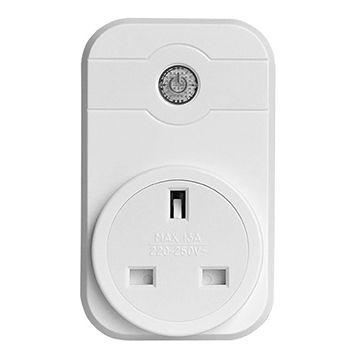 WiFi smart plug socket IFTTT works with Amazon Echo Alexa