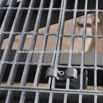 China Steel grating, hot dip galvanized, Welded 255/30/100