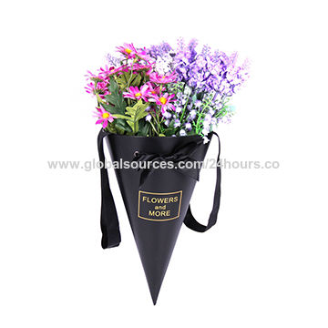Wholesale Cardboard Packaging Flower Rose Bouquet Boxes Global Sources