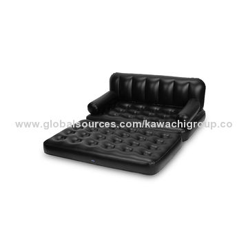 5in1 Air Sofa Bed Comfortable Air Lounge Inflatable Sofa