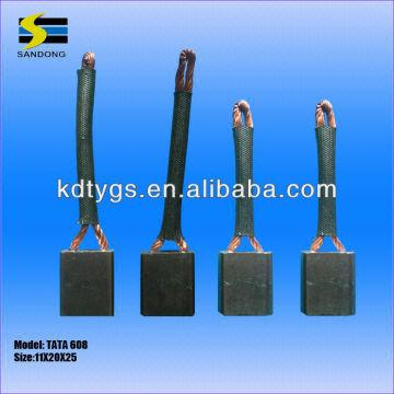 Tata-608 Carbon Brush Of China ,brush Copper Carbon | Global Sources