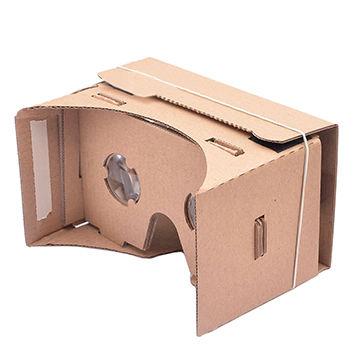 Diy google cardboard virtual reality 3d glasses best quality google china diy google cardboard virtual reality 3d glasses publicscrutiny Image collections