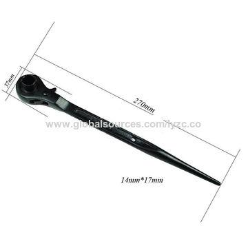 China Semi-bright Ratchet Wrench