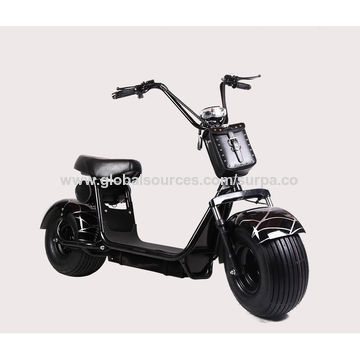 China citycoco electric scooter from Yongkang Manufacturer