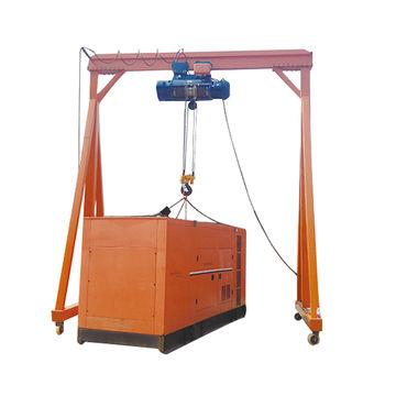 China small gantry crane from Chongqing Manufacturer: Liftin