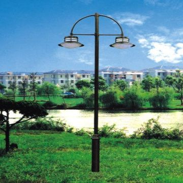 China Garden Lighting Pole,courtyard Lamp Pole,decorative Light Pole