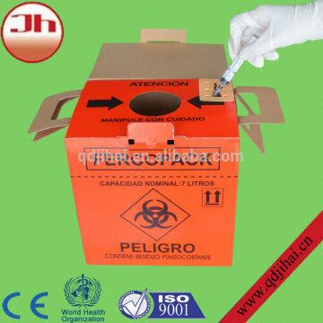 surgical importers list sharp container medical safety box