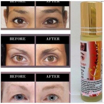 1251424c6a5 Thailand Natural growth Stimulator Serum Eyelash Eyebrow Grow Longer Thicker  For men and Women
