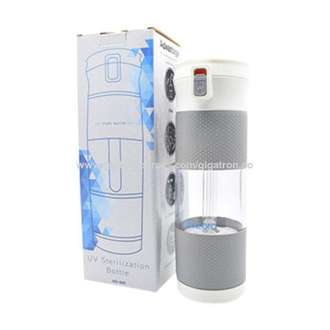 portable water filter bottle. China AZ-UV905 UV Sterilization Water Filter Bottle Purifier Portable Wholesale E