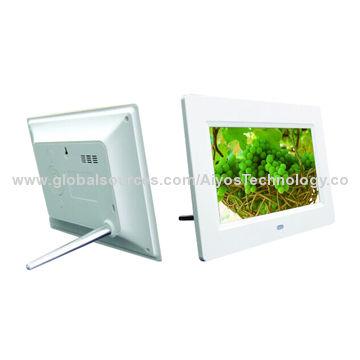 Full-function HD Panel 800x480 Pixels 7-inch Digital Photo Frame ...