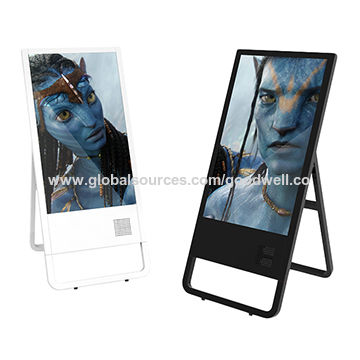 China 43 inch Digital Signage Advertising Display - Point of