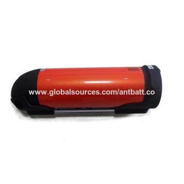China 36V/8.8Ah Lithium-ion E-bike Battery Bottle Type