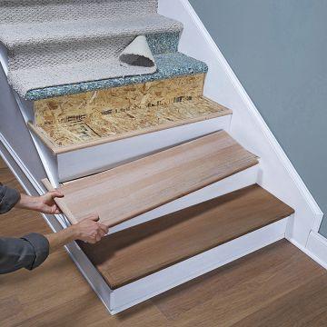 Ordinaire ... Vietnam Solid Hard Wood Stair Step/ Stair Treads OEM High