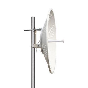 China Lanbowan PtP MIMO Dish Antenna for Ubiquiti RocketM5